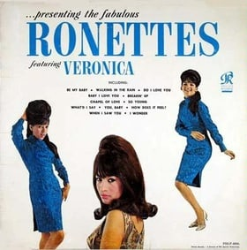 ...Presenting the Fabulous Ronettes Featuring Veronica