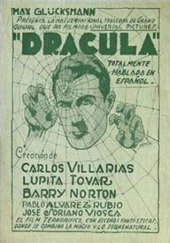 Drácula (1931) - Spanish Version