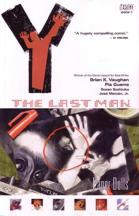 Y: The Last Man - Vol. 7: Paper Dolls