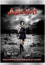 Azumi Uncut 2 Disc Limited Edition