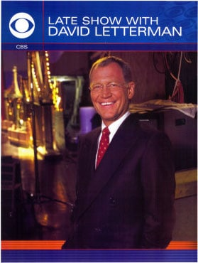 Late Show with David Letterman                                  (1993-2015)