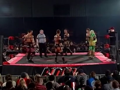 Do Fixer vs Blood Generation (ROH, Supercard of Honor 2006)