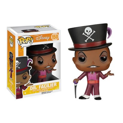 The Princess and the Frog Pop! Vinyl: Dr. Facilier