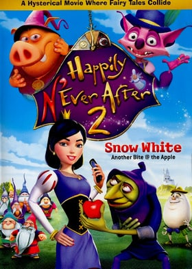 Happily N'Ever After 2