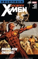 Uncanny X-Men (2012 2nd Series)   #1-20