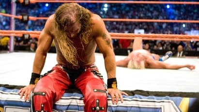 Shawn Michaels vs. Ric Flair (WWE, Wrestlemania 24)