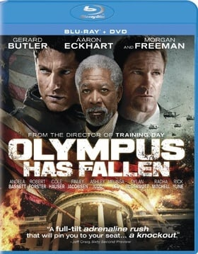 Olympus Has Fallen (+ DVD and UltraViolet Digital Copy)