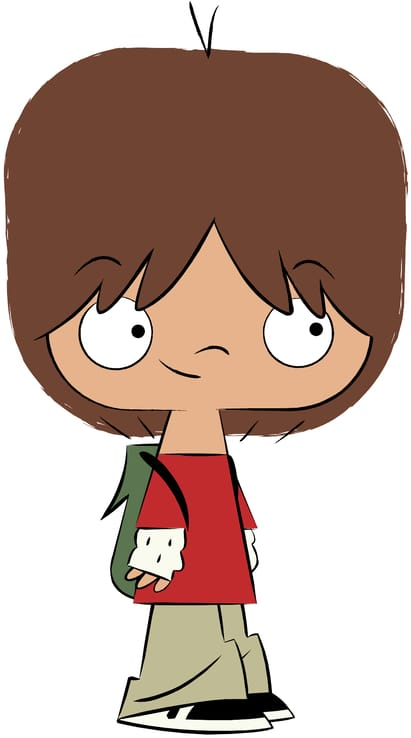 Mac (Foster's Home for Imaginary Friends)