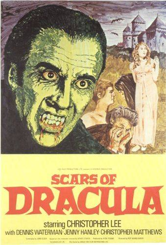 Scars of Dracula                                  (1970)