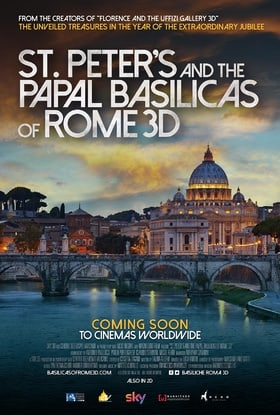 St. Peter's and the Papal Basilicas of Rome 3D