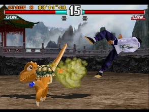 Tekken 3 pictures, photos, posters and screenshots