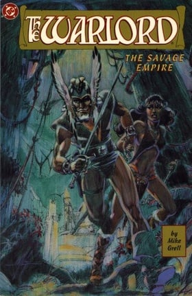 The Warlord: The Savage Empire