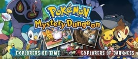 Pokémon Mystery Dungeon: Explorers of Time  Darkness
