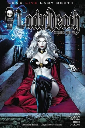 Lady Death: Oblivion Kiss