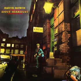 The Rise And Fall Of Ziggy Stardust & The Spiders From Mars
