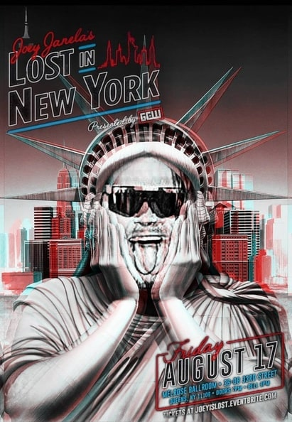 GCW Presents Joey Janela's Lost in New York