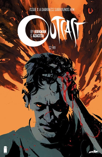Outcast by Kirkman & Azaceta