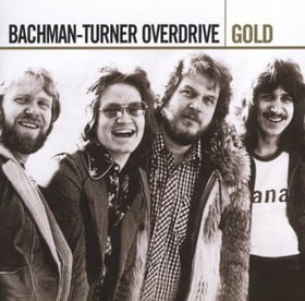 Bachman Turner Overdrive Gold