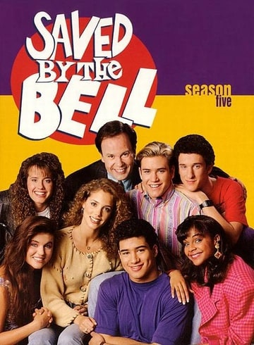 Saved by the Bell                                  (1989-1992)