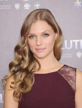 Tracy Spiridakos bathing suit