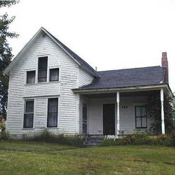 The Axe Murder House
