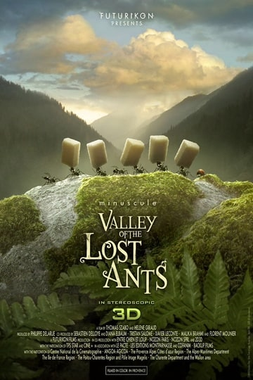 Minuscule: Valley of the Lost Ants