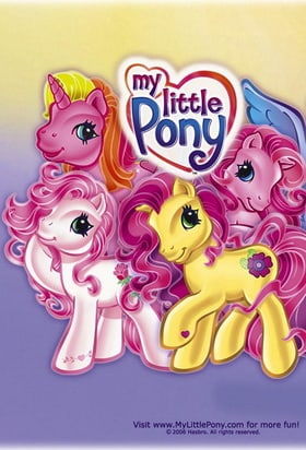 My Little Pony 'n Friends                                  (1986-1987)
