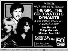 The Girl, the Gold Watch  Dynamite