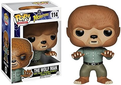 Universal Monsters Pop! Vinyl: The Wolf Man