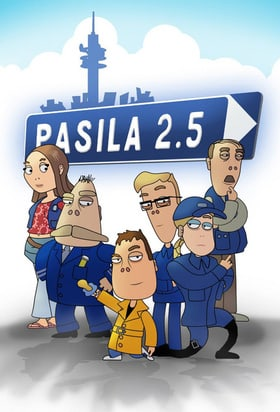 Pasila 2.5: the Spin-Off