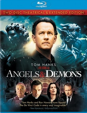 Angels and Demons [Blu-ray]