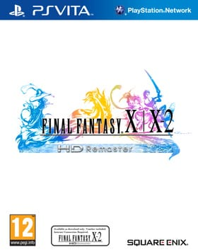 Final Fantasy X / X-2 HD Remaster (PAL)