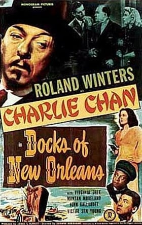 Charlie Chan in Docks of New Orleans
