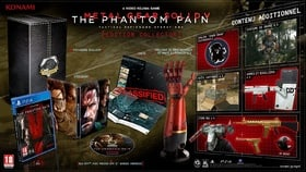Metal Gear Solid V : The Phantom Pain - Collectors Edition