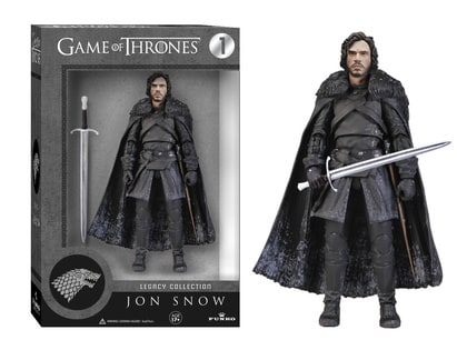 Game of Thrones Legacy Collection: Jon Snow