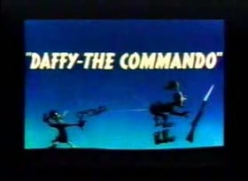 Daffy - The Commando
