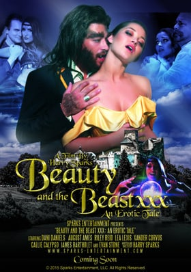 Beauty and the Beast XXX: An Erotic Tale